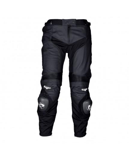 Pantalón moto cuero para mujer VELOCE LADY D3O de FURYGAN
