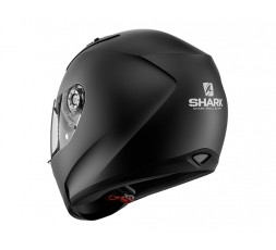 RIDILL full face helmet by SHARK Black Mat 1