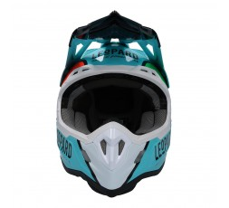 SHIRO LEOPARD OFF ROAD THUNDER III helmet 2
