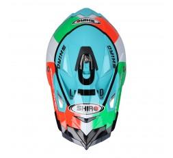 SHIRO LEOPARD OFF ROAD THUNDER III helmet 5