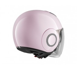 JET NANO SWAROVSKI PINK helmet by SHARK 2