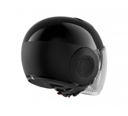 SHARK JET NANO Helmet Black 2