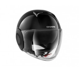 SHARK JET NANO Helmet Black 1