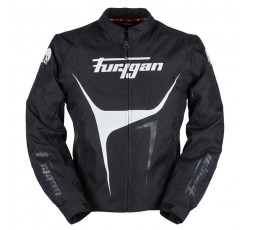 Chaqueta moto OGGY de Furygan con tecnología D3O