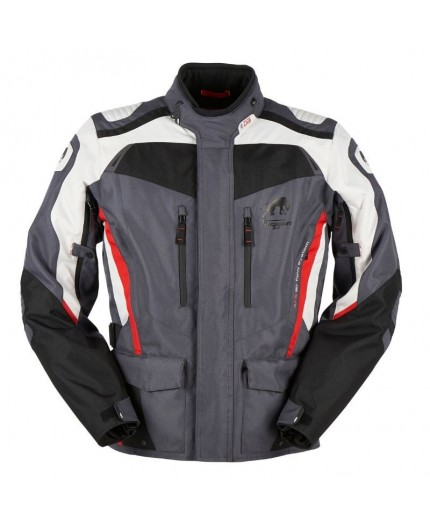Furygan TOURING APALACHES motorcycle jacket with D3O protections