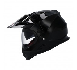 Full face helmet for Trail Off Road Dual Sport use by Shiro 1