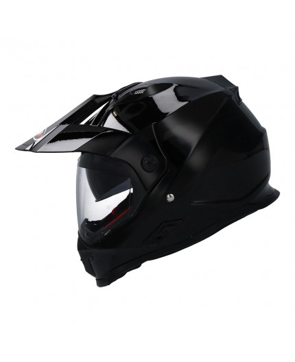 Full face helmet for Trail Off Road Dual Sport use by Shiro
