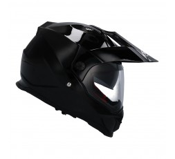 Full face helmet for Trail Off Road Dual Sport use by Shiro 4