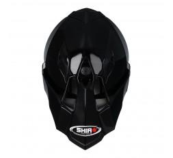 Casco integral para uso Off Road MX-313 de SHIRO negro alto