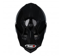 Full face helmet for Trail Off Road Dual Sport use by Shiro 5