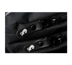 Bolsa de pierna para moto Colt Evo de Furygan detalle cremalleras