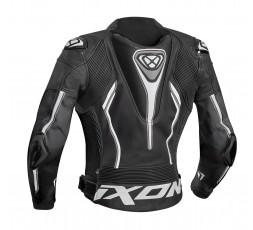 VORTEX LADY JKT women's leather motorcycle jacket by Ixon black 2