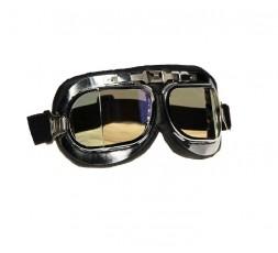 Gafas para casco abierto estilo Cafe Racer o retro SH-4 de SHIRO
