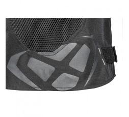 Blouson moto femme en textile et cuir combiné TRINITY de IXON détail 1