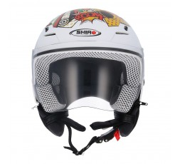 Casco Jet SH-20 COMIC II de SHIRO