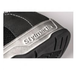 Botas de moto unisex ATOM de Stylmartin detalle del tacón