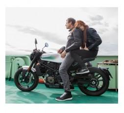 Botas de moto mujer AUDAX Jungle de Stylmartin ambiente