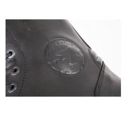 Botas de moto de cuero ROCKET WP de Stylmartin detalle marca