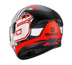 D-SKWAL 2 full face helmet replica of the pilot Zarco by Shark 2