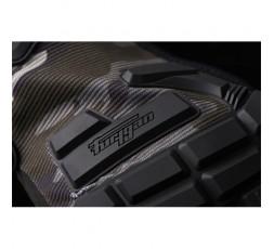 Guantes moto de verano Tekto de Furygan color camuflaje detalle 1