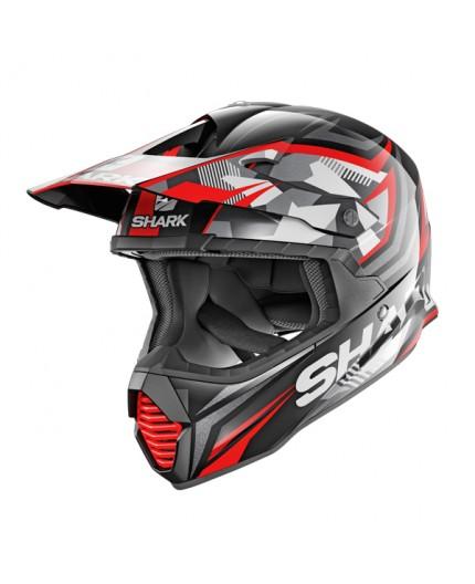 Casco moto integral uso Off road Motocross Aventura Enduro VARIAL de SHARK