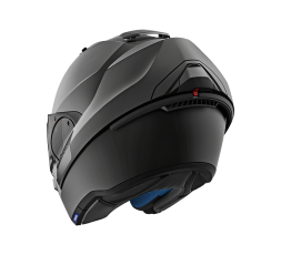 Casco modular EVO-ONE 2 de SHARK Negro mate