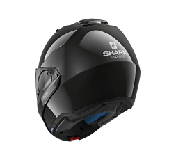 Casco modular EVO-ONE 2 de SHARK Negro.