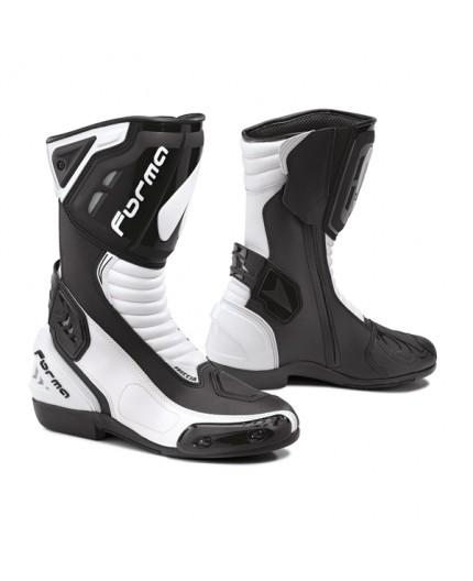 Botas de moto unisex uso circuito o deportivo FRECCIA de FORMA