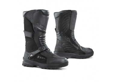 Motorcycle boots for Touring, Road and Adventure use, ADV TOURER model by Forma