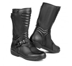MILES motorcycle full-grain leather boots by Stylmartin 1