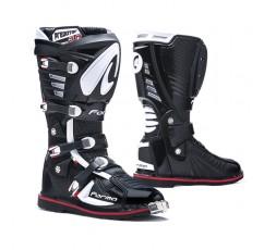 Bottes de moto por Motocross, MX modèle PREDATOR 2.0 de FORMA noire