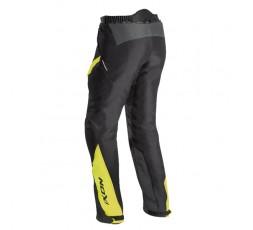 Pantalón moto uso Touring, Aventura, Ruta CROSSTOUR 2 PT de Ixon color amarillo vista atras