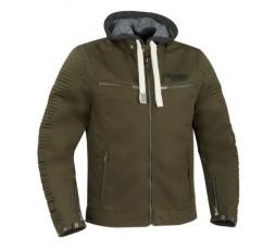 MIGUEL de Segura motorcycle jacket kaki 1