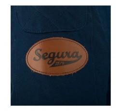Woman motorcycle jacket LADY GARRISSON by Segura blue 5