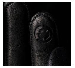 Guantes moto en cuero micro-perforado CURTIS de Furygan 5