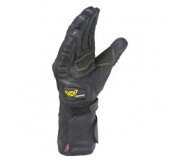 Guantes moto uso deportivo Rutas, Aventura PRO CONTINENTAL de Ixon amarillo 2