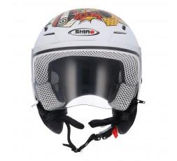 SH-20 COMIC II KIDS Jet Helmet for children by SHIRO 2