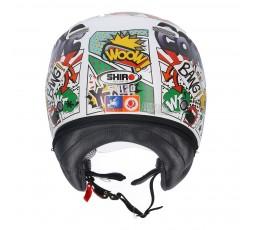SH-20 COMIC II KIDS Jet Helmet for children by SHIRO 3