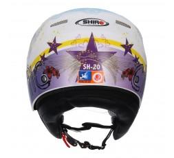 Jet SH-20 TRES CHIC KID helmet for children by SHIRO 2