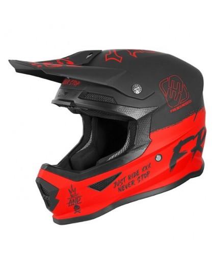 Full face helmet for use Off road, Motocross, MX, Adventure XP4 SPEED by SHOT