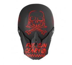 Full face helmet for use Off road, Motocross, MX, Adventure XP4 SPEED by SHOT 12