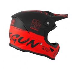 Full face helmet for use Off road, Motocross, MX, Adventure XP4 SPEED by SHOT 13