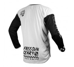T-shirt use Off Road, Motocross, Enduro, Adventure FREEGUN GEAR DEVO SPEED by Shot 2