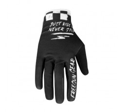Guantes de moto uso Off Road, Motocross, Enduro FREEGUN GEAR DEVO SPEED de Shot 1