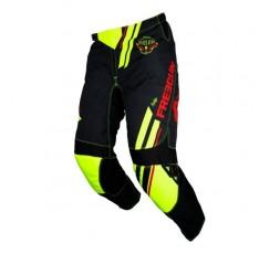 Pantalones moto uso Off Road, Motocross, Enduro, MX FREEGUN GEAR DEVO COLLEGE de Shot amarillo 2