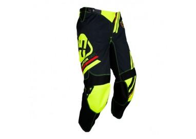 Pantalones moto uso Off Road, Motocross, Enduro, MX FREEGUN GEAR DEVO COLLEGE de Shot amarillo 1