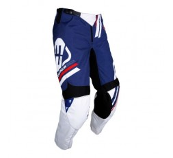Pantalones moto uso Off Road, Motocross, Enduro, MX FREEGUN GEAR DEVO COLLEGE de Shot azul y rojo 1