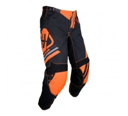 Pantalones moto uso Off Road, Motocross, Enduro, MX FREEGUN GEAR DEVO COLLEGE de Shot naranja