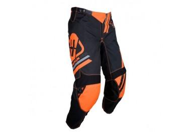 Pantalones moto uso Off Road, Motocross, Enduro, MX FREEGUN GEAR DEVO COLLEGE de Shot naranja