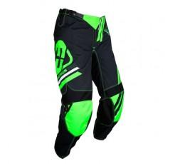 Pantalones moto uso Off Road, Motocross, Enduro, MX FREEGUN GEAR DEVO COLLEGE de Shot verde